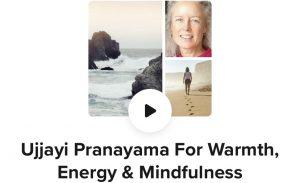 ujjayi breathing pranayama meditations