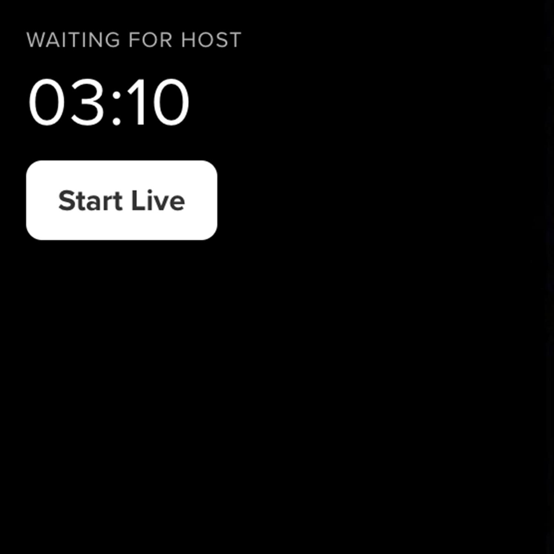 start Insight Timer Live
