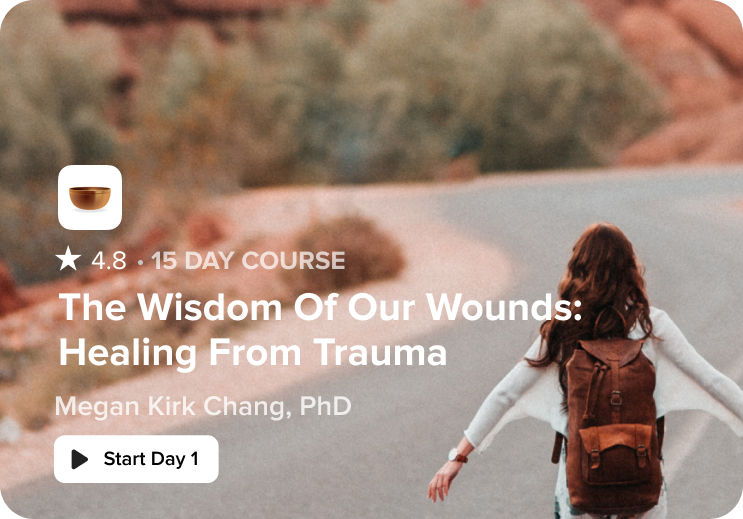 The Wisdom Of Our Wounds: Healing From Trauma